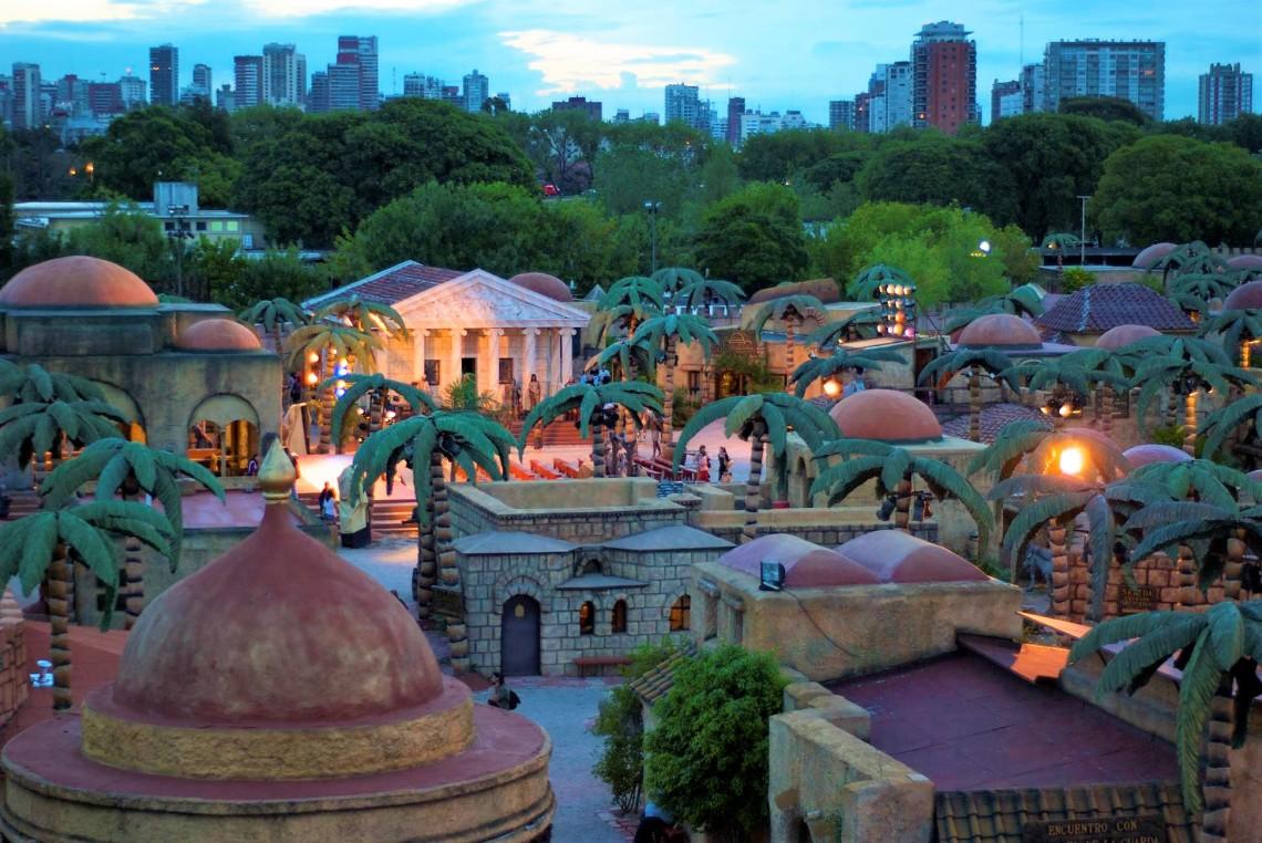 Landscape tierra santa buenos aires amusement park
