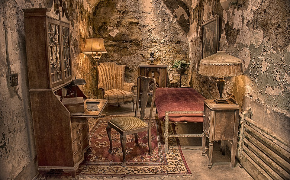 al capone cell eastern state