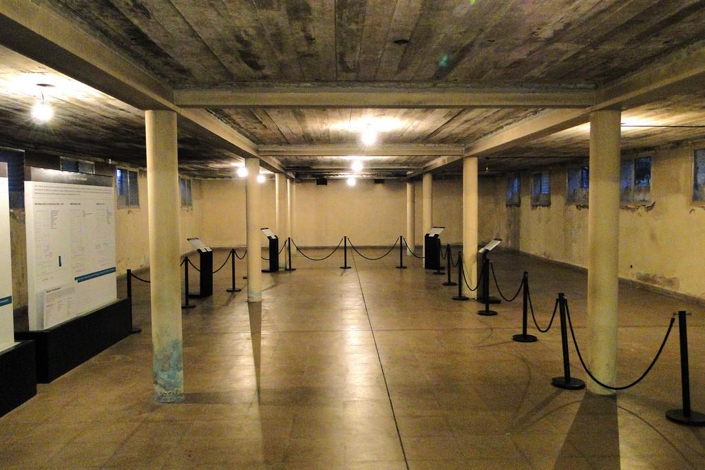 ESMA torture area